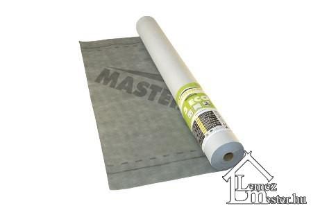 Mastermax ECO páraáteresztő tetőfólia 75m2/tek