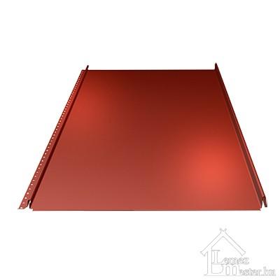 Lindab SRP Click 25 előkorcolt tetőprofil 0,5 mm Classic matt