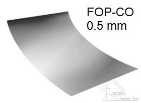 Lindab FOP-CO síklemez 0,5 mm